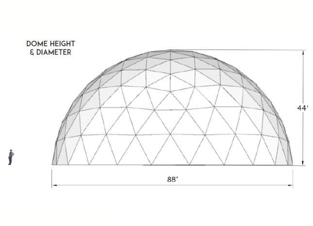 VOLO Dome 567 Tent